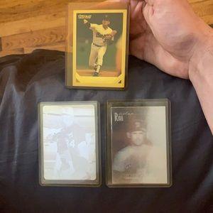 1991-1993 Nolan Ryan 3 Card Bundle 🔥